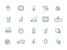 Instamotor Icons by Dmitri Litvinov #icon #car #picto