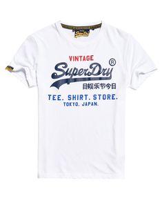 SUPERDRY Angebote Superdry Shirt Shop Tri T-Shirt: Category: Herren / T-Shirts / T-Shirt mit Print Item number:…%#Quickberater%