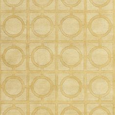 Capel Biltmore Orchard House Rings Rug, 150 Maize