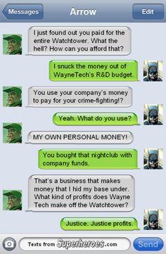 Nonsensical Batman