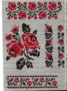 Gallery.ru / Фото #24 - 155 знаков украинской стародавней вышивки - vimiand