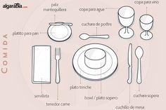 Mesa para comida / Lunch table