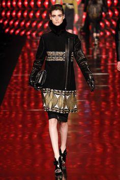 Etro Fall 2013 Ready-to-Wear Fashion Show - Manon Leloup