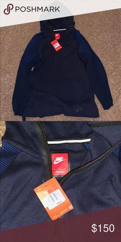 cb0a51dc8878 Nike Tech Fleece Jacket Nike Tech Fleece Jacket Size Large New with tags  Nike Jackets   Coats Performance Jackets