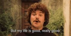 Found on Bing from www.tumblr.com Buzzfeed Lists, Funny Man, Jack Black, Man Humor, Psychedelic, Life Is Good, Tumblr, Lol, Entertainment