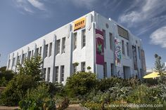 Filming Locations for John Carpenter's Assault on Precinct 13 in Los Angeles. Police Precinct, Melrose Avenue, North Hollywood, Police Station, Los Angeles California, Filming Locations, Public Art, Travel Around, Thriller