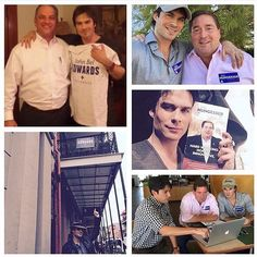 #Repost @iansomerhalder (Facebook): Facebook-today and tomorrow are extremely important days for me. Im so fired up about the elections in Louisiana If you live in Louisiana or you know anyone who lives in Louisiana please encourage them to vote in this truly crucial time- If you are in the film business do NOT worry. We will jumpstart Louisianas film industry In a way never even thought of. We will make it successful flooding our state with jobs. I am supporting and endorsing these…