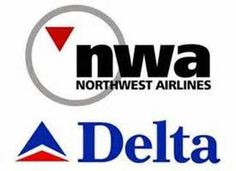 Oct. 2008- Delta Air Lines merges with Northwest Airlines, forming the world's largest commercial carrier
