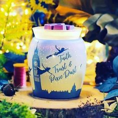 Pixie, Mystery Hostess, Trust, Make A Wish Foundation, Scented Wax Warmer, Wax Warmers, My Bar, Candle Jars, Disney