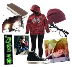 """jeydon wale"" by mytwistedtomorrow ❤ liked on Polyvore featuring art"