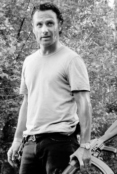 "Rick Grimes 6x01 ""First Time Again"""