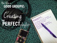 How to create the perfect playlist for anything