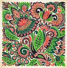 flores mexicanas bordadas cama - Google Search