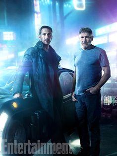 映画『ブレードランナー』の続編『ブレードランナー 2049(Blade Runner 2049)』。新たなポスター2枚が公開。ハリソン・フォード版とライアン・ゴズリング版の2ヴァージョンあり