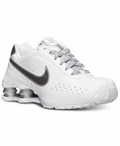 best website fe6ca c7b5c Nike Womens Shox Classic II Running Sneakers from Finish Line ...