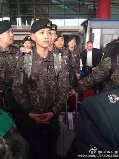 Song Joong Ki in Korea - Beijing Exchange Event 160314 .
