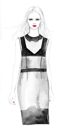 Teri Chung | fashion illustration