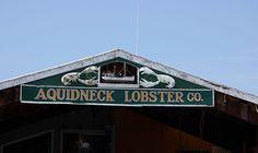 Aquidneck Lobster Company, Newport, RI