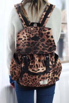 The - StreetStyle  Animal prints for reals!