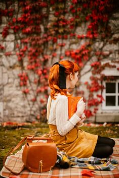 Amazing and her amazing fall feed 🧡 She is my favorite girl 🍁 . Moda Vintage, Mode Outfits, Fall Outfits, Fashion Outfits, Fashion Clothes, Autumn Aesthetic, Autumn Cozy, Zooey Deschanel, Autumn Photography
