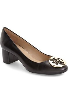 Tory Burch Hope Block Heel Pump (Women) available at #Nordstrom