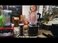 Test celé jablko Vitamix, Optimum a Eva Hájková mixéry Jena, Mixer, Make It Yourself, Blenders