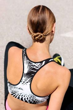 Workout Hairstyles By Texture