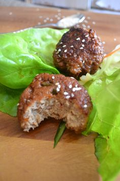 Asian Turkey Meatballs - Sarcastic Cooking