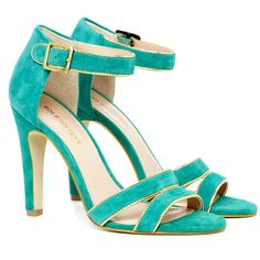 Sole Society Ophelia open toe heel ($60) ❤ liked on Polyvore