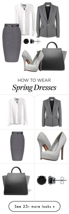 """--..m,,,´´++00"" by kirsimari on Polyvore featuring ZAC Zac Posen, Damsel in a Dress, Call it SPRING, BERRICLE, women's clothing, women's fashion, women, female, woman and misses"