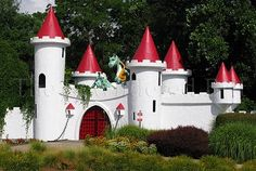 The Enchanted Forest in Ellicott City, MD... loved this place!!!