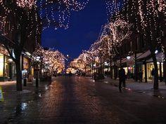 Church Street, Burlington , Vermont