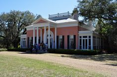 Montaigne | The residence of Montaigne in Natchez, Mississippi