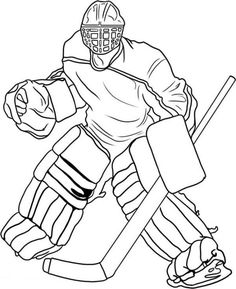 Here are the Popular Hockey Coloring Pages. This post about Popular Hockey Coloring Pages was posted under the Coloring Pages category at . Sports Coloring Pages, Coloring Pages To Print, Free Printable Coloring Pages, Free Coloring Pages, Coloring Sheets, Coloring Books, Hockey Goalie, Hockey Players, Hockey Mom