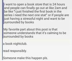 Book nightclub!