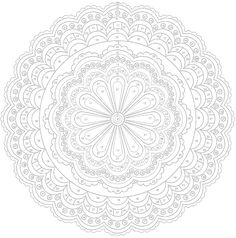ColorByNumber Mandala Coloring pages colouring adult detailed advanced printable Kleuren voor volwassenen coloriage pour adulte anti-stress kleurplaat voor volwassenenhttp://www.doverpublications.com/zb/samples/79797x/sample6e.html