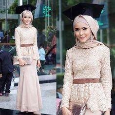 Hijabi Graduation Inspiration | @terosha