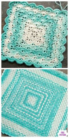 Granny Shells Blanket Free Crochet Pattern – DIY Magazine Granny Shells Blanket Free Crochet Pattern – DIY Magazine,häkeldecke Granny Shells Blanket Free Crochet Pattern There are images of the best DIY designs in the. Crochet Shell Blanket, Crochet Baby Blanket Free Pattern, Crochet Motifs, Granny Square Crochet Pattern, Crochet Stitches Patterns, Baby Afghan Patterns, Crochet Shell Stitch, Crochet Baby Afghans, Crocheted Baby Blankets