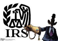 Editorial Cartoon: Obama's weapon | Go here for more: http://washingtonexaminer.com/opinion/editorial-cartoons