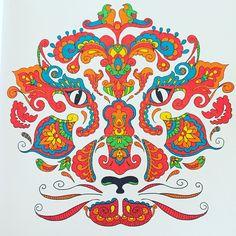 "Masja "" mijn wonderlijke wereld"" deel 1 Coloring Book Art, Adult Coloring Pages, Colouring, Sugar Skulls, Wonders Of The World, Den, Holland, Paisley, Art Ideas"