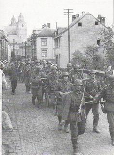 Malmedy, Rue Outrelepont 1940