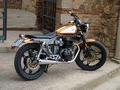 Honda CB450DX by Motobike Badajoz