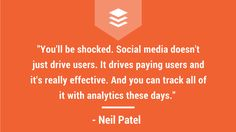 Social Media ROI: How to Connect Social to Real Business Results  Neil Patel [SSM018]
