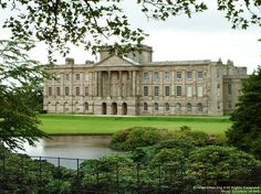 the real pemberley estate - Oh, how I would love to visit it!  #DearMrKnightley #FavoriteAustenMoment