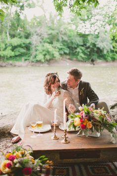 Fall River- Folk Bohemian Styled Shoot