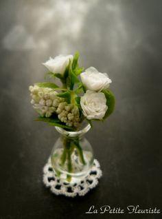 ♡ ♡Producción miniatura la fleuriste petite