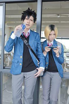 H(H) Kenma Kozume Cosplay Photo - Cure WorldCosplay