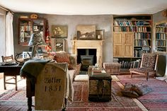 Georgian House Drawing Room - Cameron Short | Interiors & Architecture