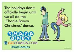 GoComics Holiday eCards on GoComics.com