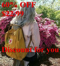 Fjallraven Kanken Backpack #Kanken, #Fjallraven, #Backpack Kanken Backpack, Swagg, Dream Wedding, Projects To Try, Hair Beauty, Exercise, Workout, How To Plan, My Style